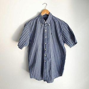 Polo Ralph Lauren Blake Fit Short Sleeve Shirt